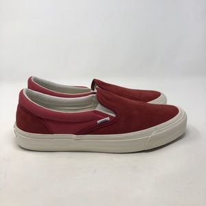 Brand New Vans Vault Slip On. Men's 12